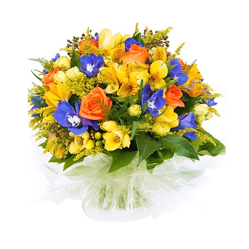 Thank You Classic Flower Bouquet