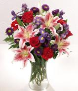 Mixed Valentines Bouquet